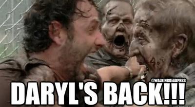 Daryl Dixon Memes The Walking Dead Youtube