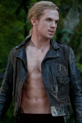 Cam Gigandet plays bad vampire James in Twilight