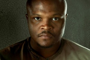 IronE Singleton plays Theodore 'T-Dog' Douglas in AMD's The Walking Dead