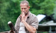 Merle (played by Michael Rooker) in AMC's The Walking Dead