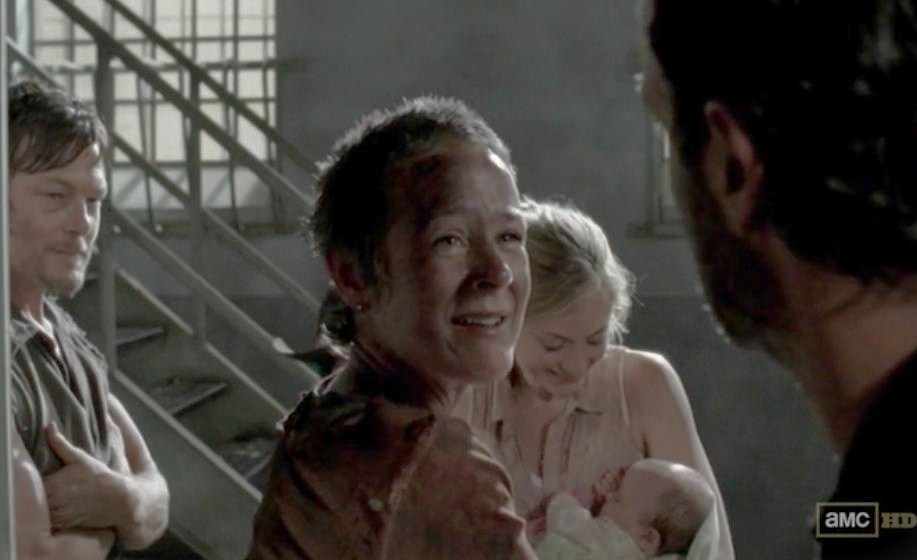 The Walking Dead (S03E07): When the Dead Come Knocking ...