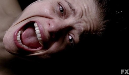 Lizzie Brochere stars as Grace in Episode 11  of FX's American Horror Story: Asylum