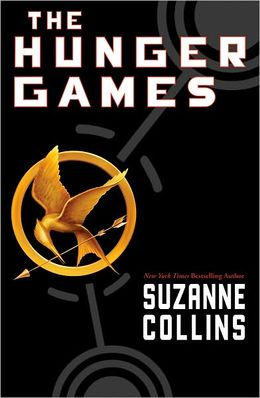 The Hunger Games by Suzanne Collins (Genre: Dystopia)