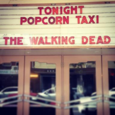 Popcorn Taxi: The Walking Dead