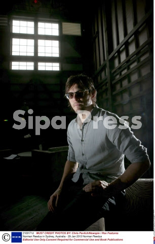 Norman Reedus Sipa Press (Credit: Chris Pavlich/Newspix //REX/SIPA)