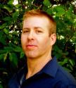 Travis Luedke, author of Blood Slave