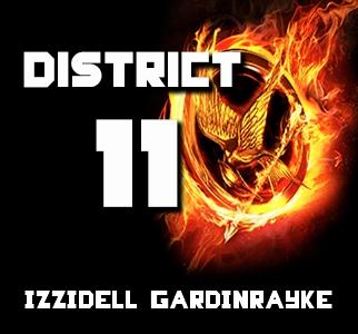 district11 Izzidell Gardinrayke