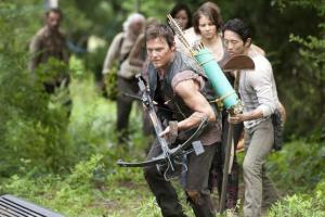 The limp-limbed crossbow dilemma in AMC's The Walking Dead
