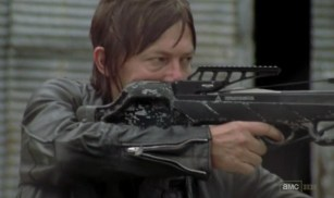 The Horton Scout is Daryl Dixon's (Norman Reedus) crossbow of choice during the zombie apocalypse