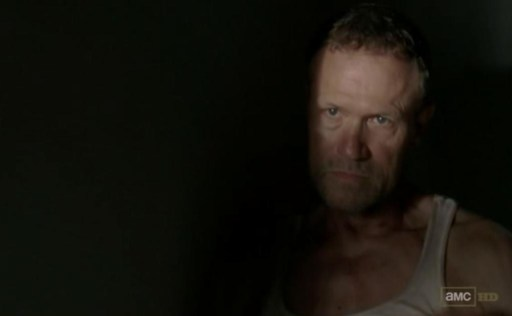Merle's (Michael Rooker) Story, Episode 15 of AMC's The Walking Dead