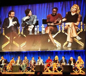 AMC's The Walking Dead at Paley Fest
