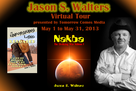 Jason S. Walters-Tour Badge
