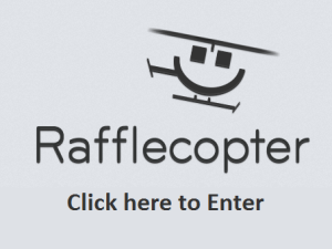 Rafflecopter giveaway. Click to Enter