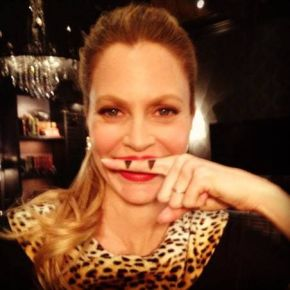 True Blood's Kristen Bauer van Straten #ShowYourFangs