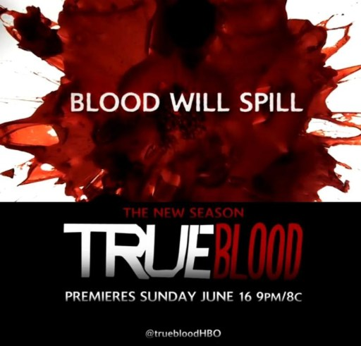 True Blood promo S6 Blood will Spill plus start date