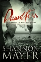 DAUNTLESS (Book Three of The Nevermore Trilogy) by Shannon Mayer