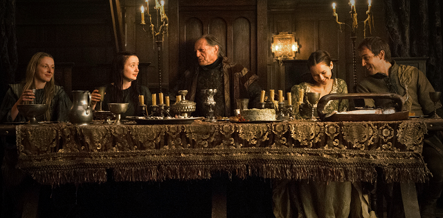 HBO's Game of Thrones gets nasty in Season 3, EPisode 9, The Rains of Castamere
