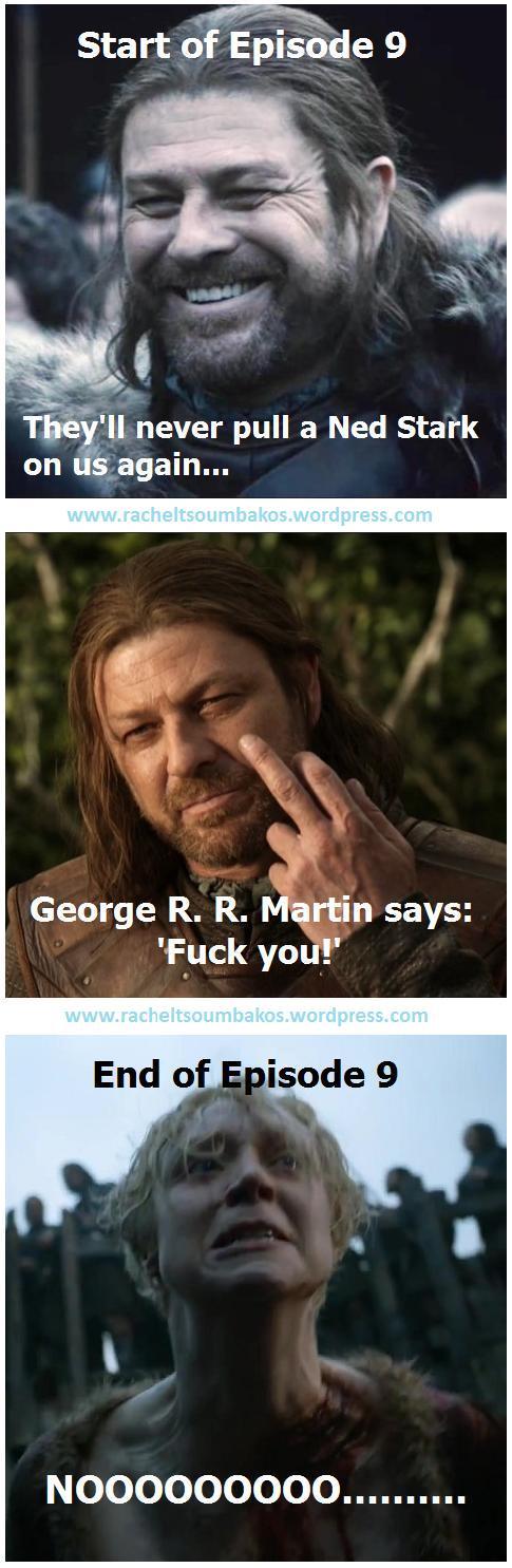 HBO's Game Of Thrones, Season 3, Episode 9 Meme