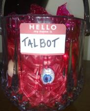 Hello my name is Talbot