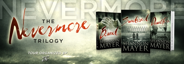 The Nevermore Trilogy Banner