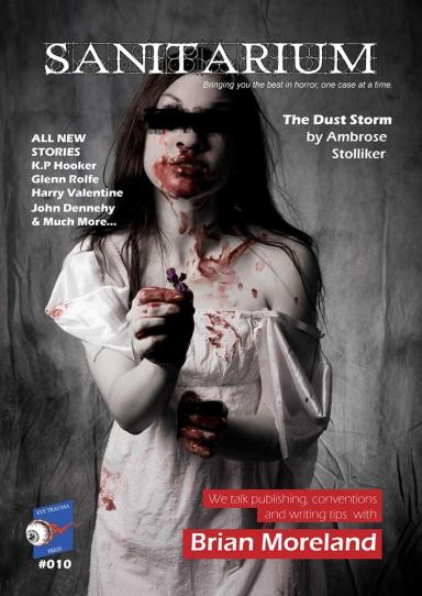 Sanitarium magazine - Issue 10 cover