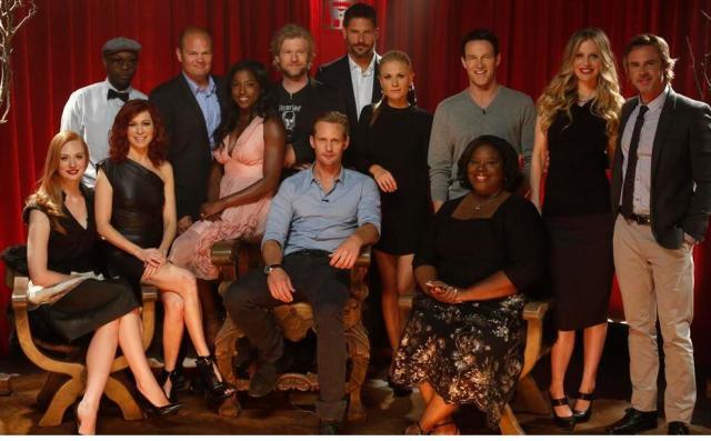 TB Live entire cast