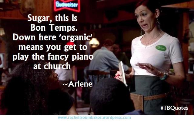 TB Quotes S06E02 3 ~Arlene