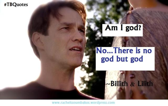 TB Quotes S06E02 4 ~Billith & Lilith