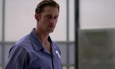 Eric Northman (Alexander Skarsgard) stars in HBO's True Blood Season 6, Episode 5, entitled 'Fuck the Pain Away'