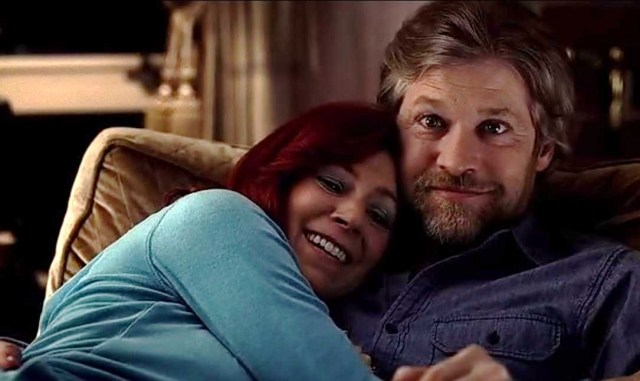 That moment when you realise Terry Bellefleur (Todd Lowe) is going to die in HBO's True Blood Season 6, Episode 6, entitled 'Don't You Feel Me?'