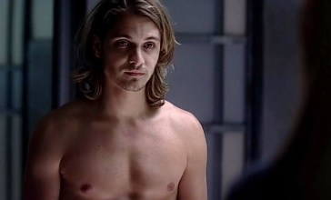 Luke Grimes is introduced as vampire james in HBO's True Blood Season 6, Episode 6, entitled 'Don't You Feel Me?'