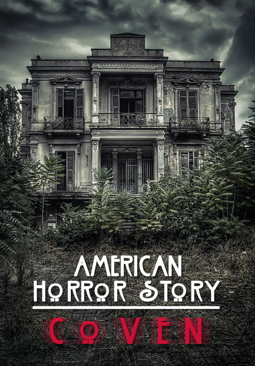 American Horror Story Coven Promo Poster 1