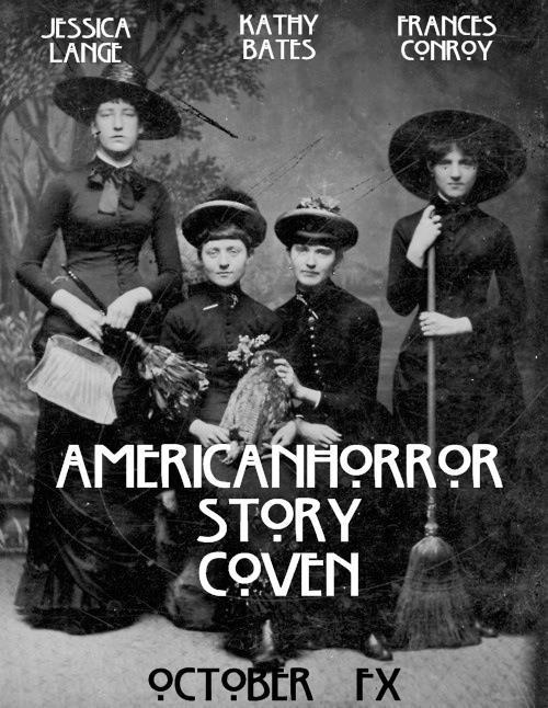 More AMERICAN HORROR STORY: COVEN Teaser Videos! | Rachel ...