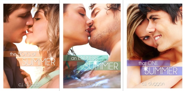 The Summer Series - series poster