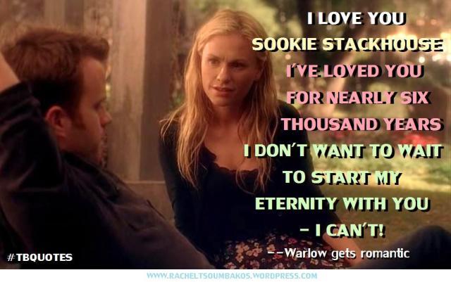 TB S06E08 2  Warlow quote