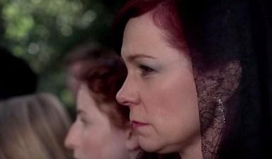 Carrie Preston stars as Arlene Fowler in HBO's True Blood Season 6, Episode 9, entitled 'Life Matters'