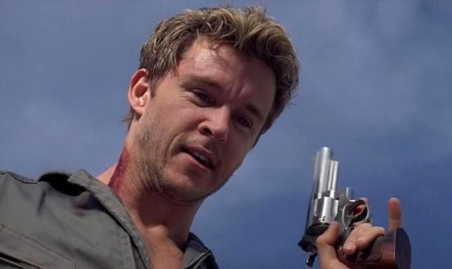 Ryan Kwanten stars as Jason Stackhouse in HBO's True Blood Season 6, Episode 9, entitled 'Life Matters'