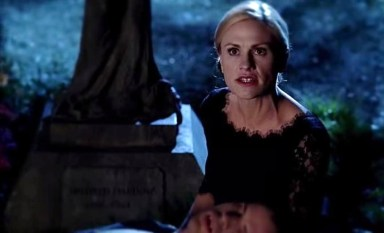 Anna Paquin stars as Sookie Stackhouse in HBO's True Blood Season 6, Episode 9, entitled 'Life Matters'