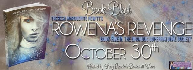 Rowena's Revenge by Theresa Marguerite Hewitt