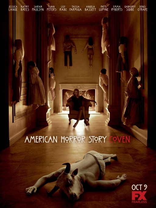FX's American Horror Story Coven promo poster