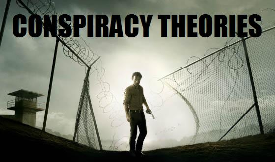 TWD S4 Conspiracy Theories
