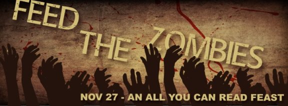 Feed the Zombies Event Banner