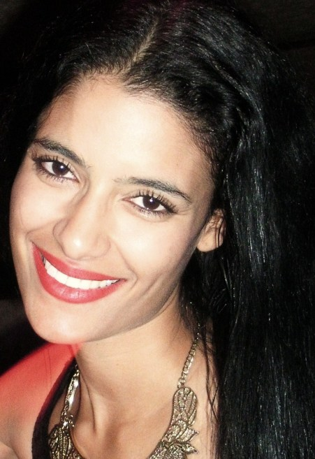 Jessica Clark stars as Lilith in HBO's True Blood