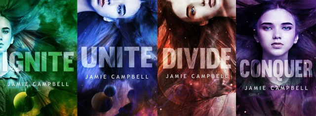 The Project Integrate Series by Jamie Campbell