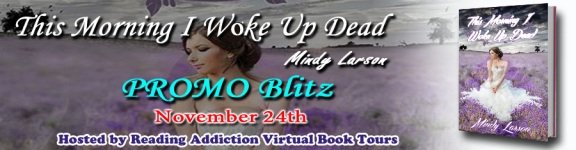 This Morning I Woke Up Dead Promo Banner