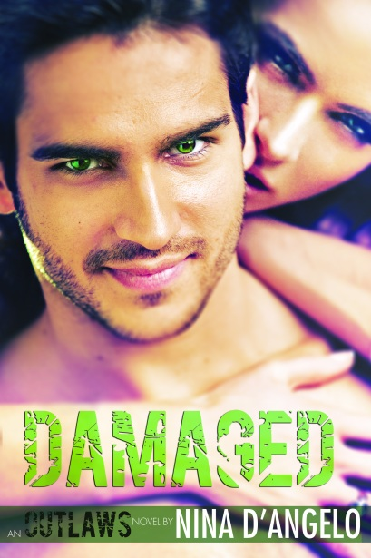 Damaged by Nina D'Angelo
