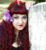 Author Rhiannon Frater