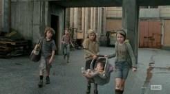 Judith goes missing in AMC's The Walking Dead Season 4, Episode 8, entitled 'Too Far Gone'