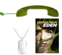 Escape from Eden Giveaway