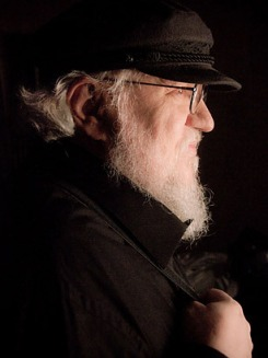 Author George R. R. Martin